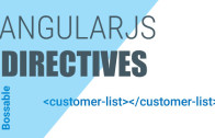 MEAN Stack – Custom tags with AngularJS directives – Day 24