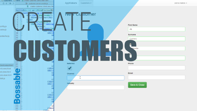 MEAN Stack – Style the Create Customer Page – Day 13