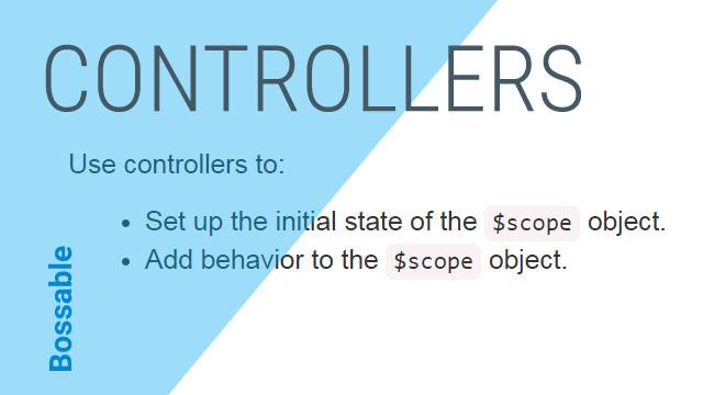 MEAN Stack – AngularJS Scope & Controllers – Day 16