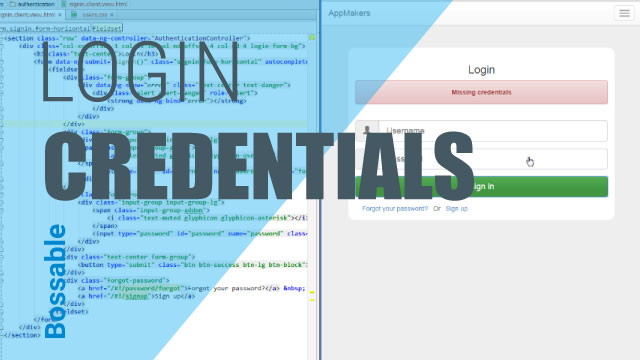 MEAN Stack – AngularJS & PassportJS Login Credentials – Day 7