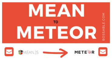 MEAN Stack to Meteorjs – Server Side Email